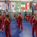 youth kids children martial arts classes training program