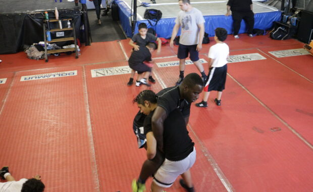 chicago wrestling mixed martial arts training